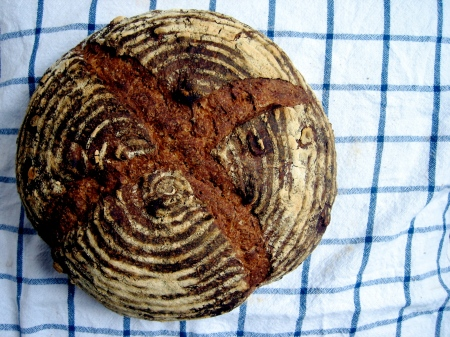 rye-sourdough-with-walnuts